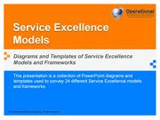 Service Excellence Models