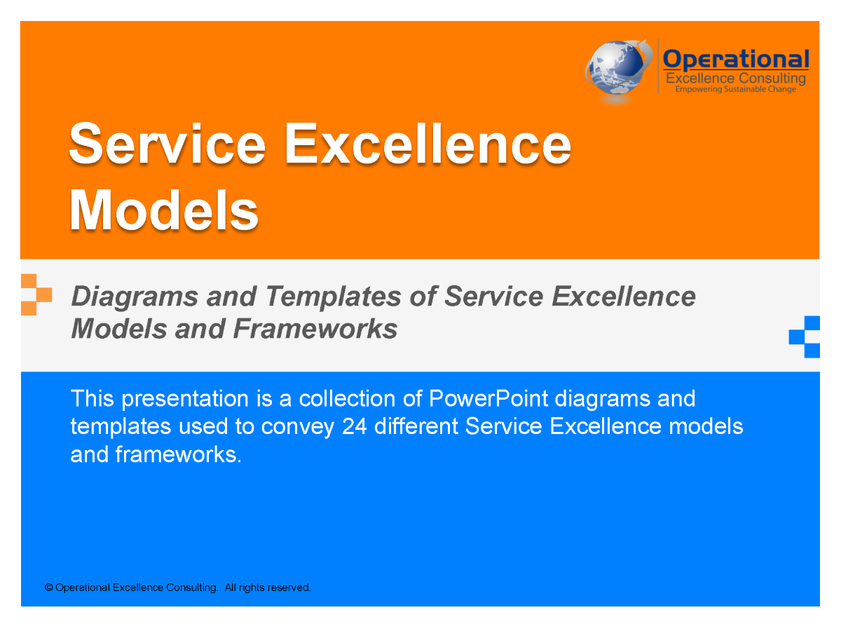 Service Excellence Models |authorSTREAM
