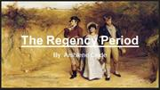 The Regency Period