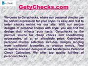 Unlimited Checks – Business Checks and Personal Checks