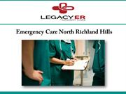 Emergency Care North Richland Hills