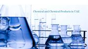Chemicals And Chemical Products in UAE
