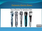 Panasonic Electric Shaver