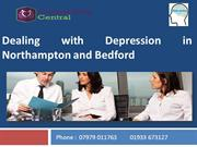 Dealing with Depression in Northampton and Bedford