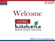Modular Kitchen - Modular Kitchen Manufacturers in Kolkata - Modular K