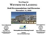 Weymouth Landing_Nov 18