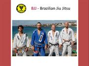 Brazilian Jiu Jitsu Training and Classes - Sydney