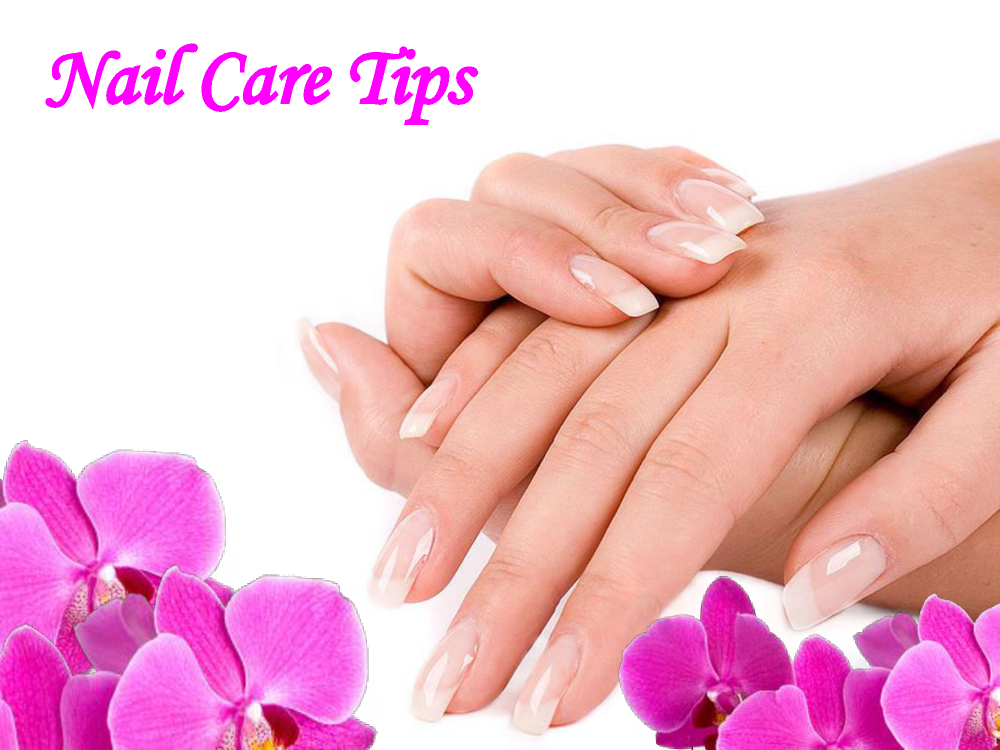 Tips for Natural Beautiful Nails |authorSTREAM