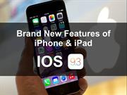 Brand New Features of  iPhone & iPad  with ios 9