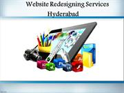 Website Redesign Company Hyderabad– Webdesigning Companies