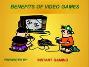 Benefits of Video Games