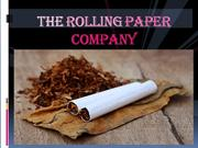 Customized Rolling Papers To Suit Your Needs