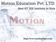 Best JEE Coaching in KOTA, Top IIT JEE Coaching in Kota