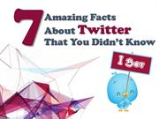 7 Amazing Facts About Twitter