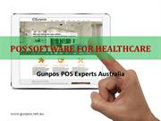 POS Software for Healthcare