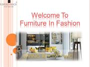 Furniture In Fashion Review