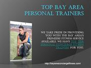 Top Bay Area Personal Trainers