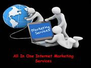 All In One Internet Marketing Service