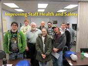 Improving Staff Health and Safety