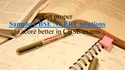 Download free CBSE NCERT solutions