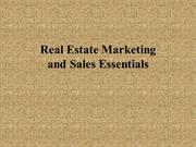Real Estate Marketing and Sales Essentials  Kim Solveson