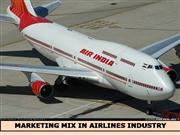 Service Marketing Mix in Airlines Indust