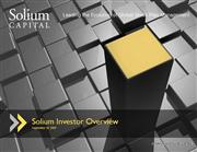 Solium Investor Overview