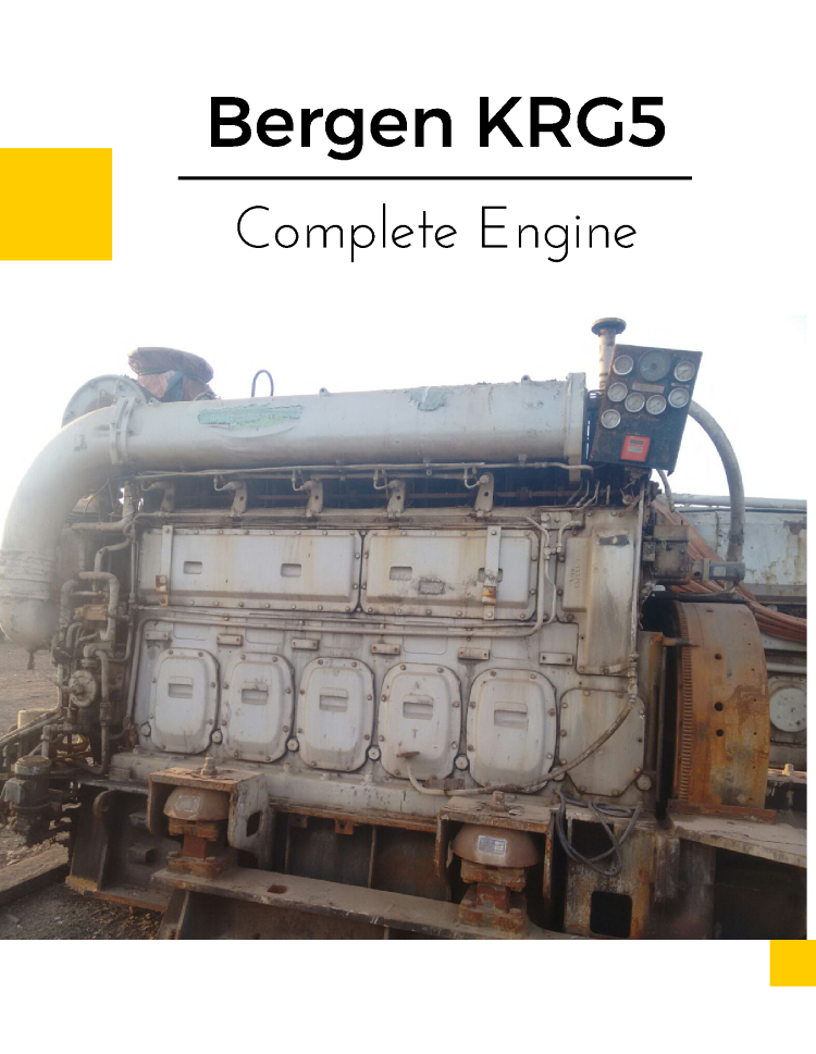 bergen gas engines