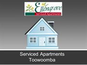 What You Should Stay In Serviced Apartments Toowoomba?