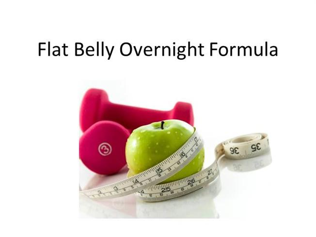Flat Belly Overnight >> Flat Belly Overnight Formula Authorstream