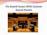 Fix Sound Issues With Custom Sound Panels