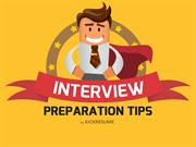 6 Simple Job Interview Preparation Tips