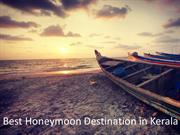 8 Exotic Places For A Honeymoon in Kerala
