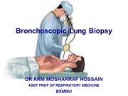 Transbronchial Lung biopsy