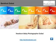 Newborn Baby Photography in Dubai