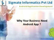 Sigmate Android and IOS