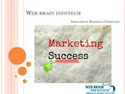 How to effectively market your business using web design and PPC servi