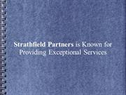 Strathfield Partners is Known for Providing Exceptional Services