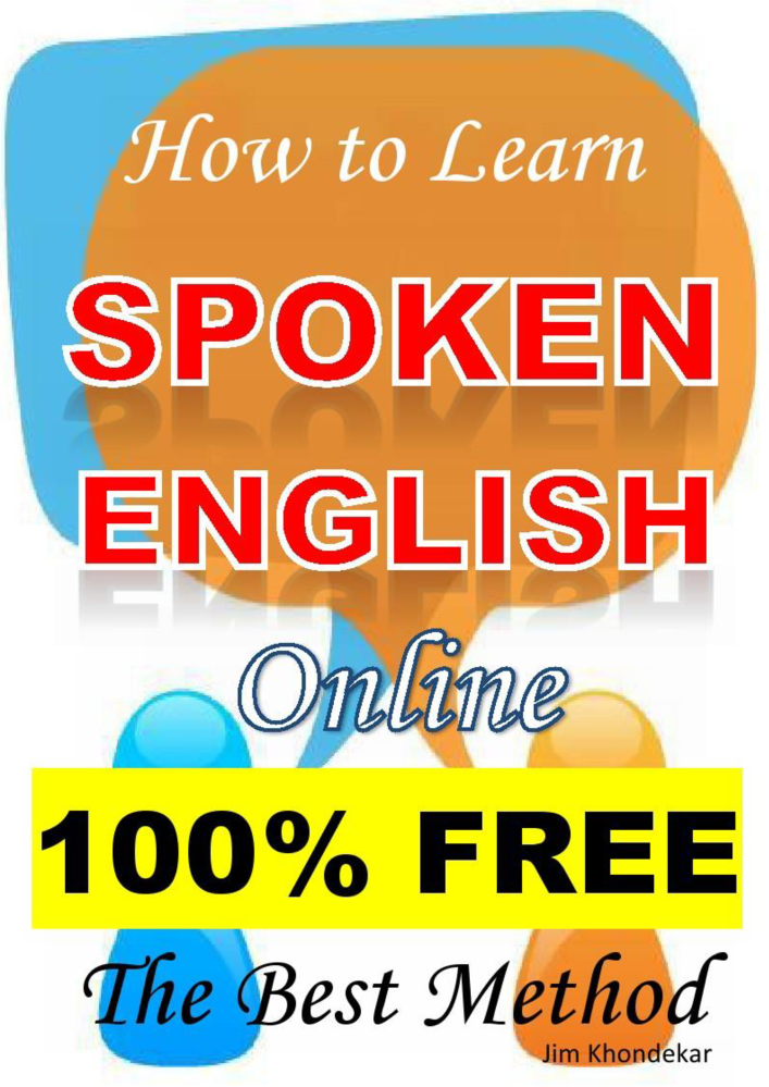 How to Learn SPOKEN ENGLISH Online 100% FREE the Best