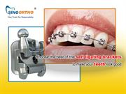Choose the best of the self ligating bracket