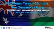 T20 World Cup New Zealand Vs India live score news