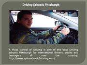 Pittsburgh Driving Lessons