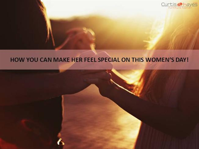 How You Can Make Her Feel Special on this Women'S Day! |authorSTREAM