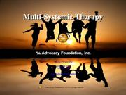 Multi-Systemic Therapy