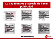 Value of advertising full presentation Spanish