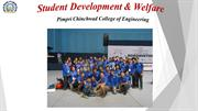 Student Development & Welfare