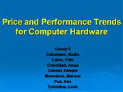 Report2_Price and Performance of HW