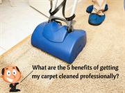 Step-By-Step Guide To Hire A Commercial Carpet Cleaning