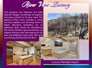 Aspen Real Estate Company Luxurious home with Bedroom, kitchen, Swimmi