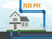 Flexible PVC Pipes, Tubing & Fittings With FREE Technical Support